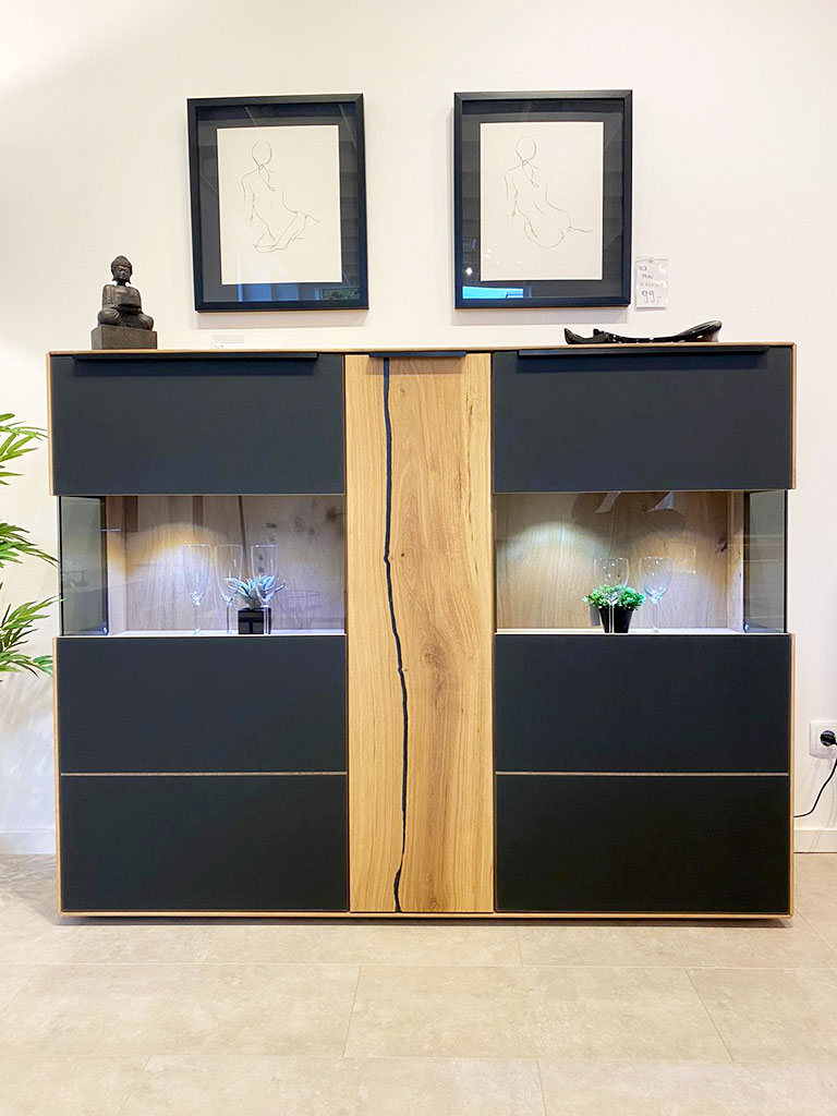 Highboard Mod. Ramos Orig. Decker