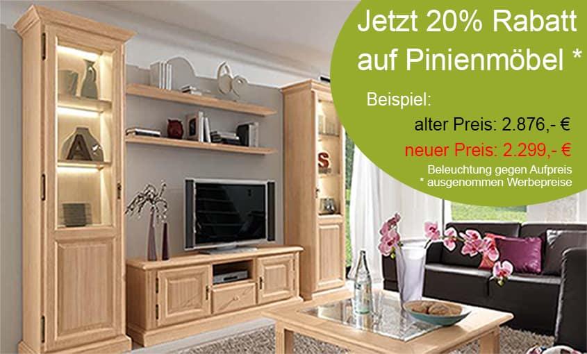 aktuelle angebote m belhaus casa natur design dormagen. Black Bedroom Furniture Sets. Home Design Ideas