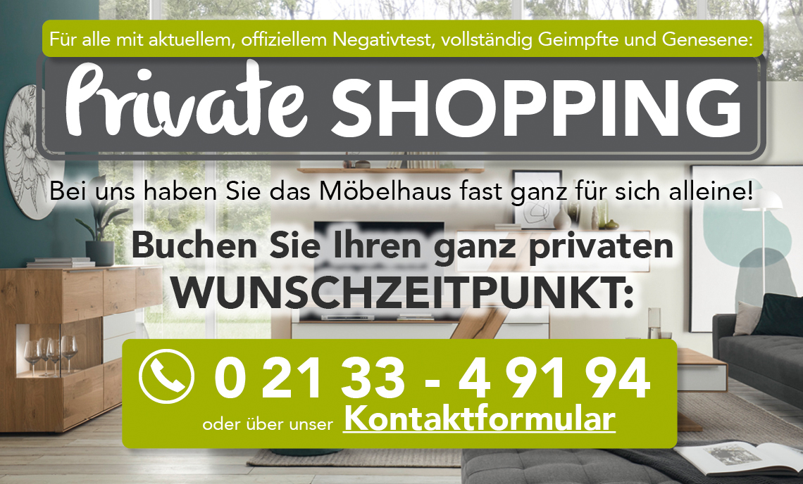 Private Shopping I
