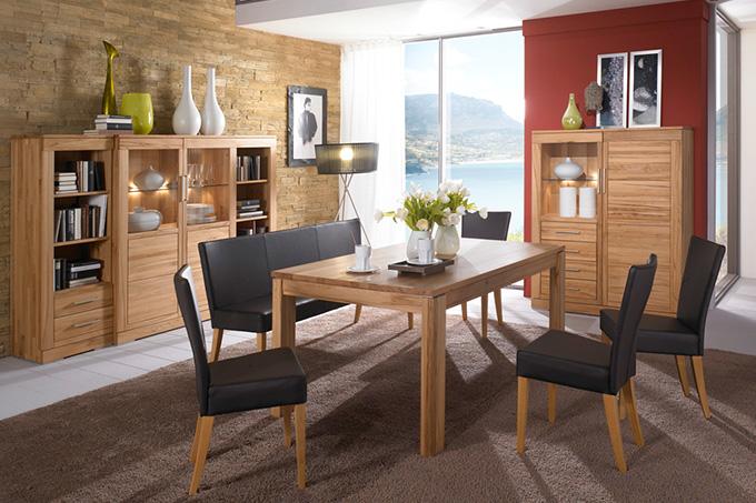 arica m bel zeitloses design casa massivholzm bel. Black Bedroom Furniture Sets. Home Design Ideas