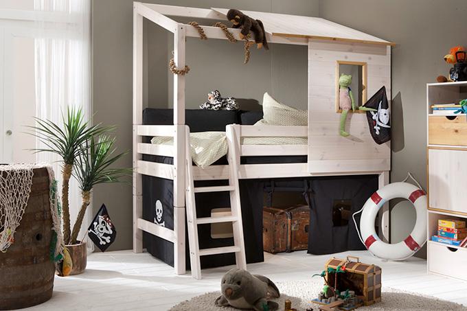 infanskids kinderm bel hochbett schreibtisch schrank. Black Bedroom Furniture Sets. Home Design Ideas