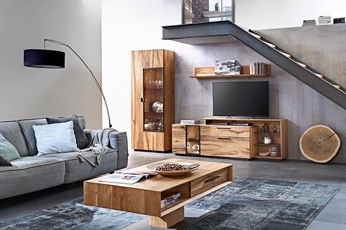 LOCARNO • Ess- & Wohnzimmermöbel • Casa Massivmöbel
