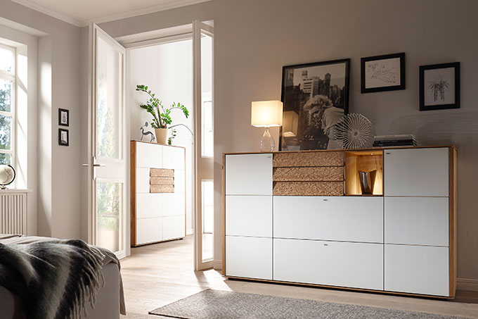 Lucca Highboard