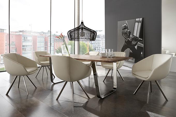 Ruti Tischgruppen Kollektion Casa Natur Design Dormagen