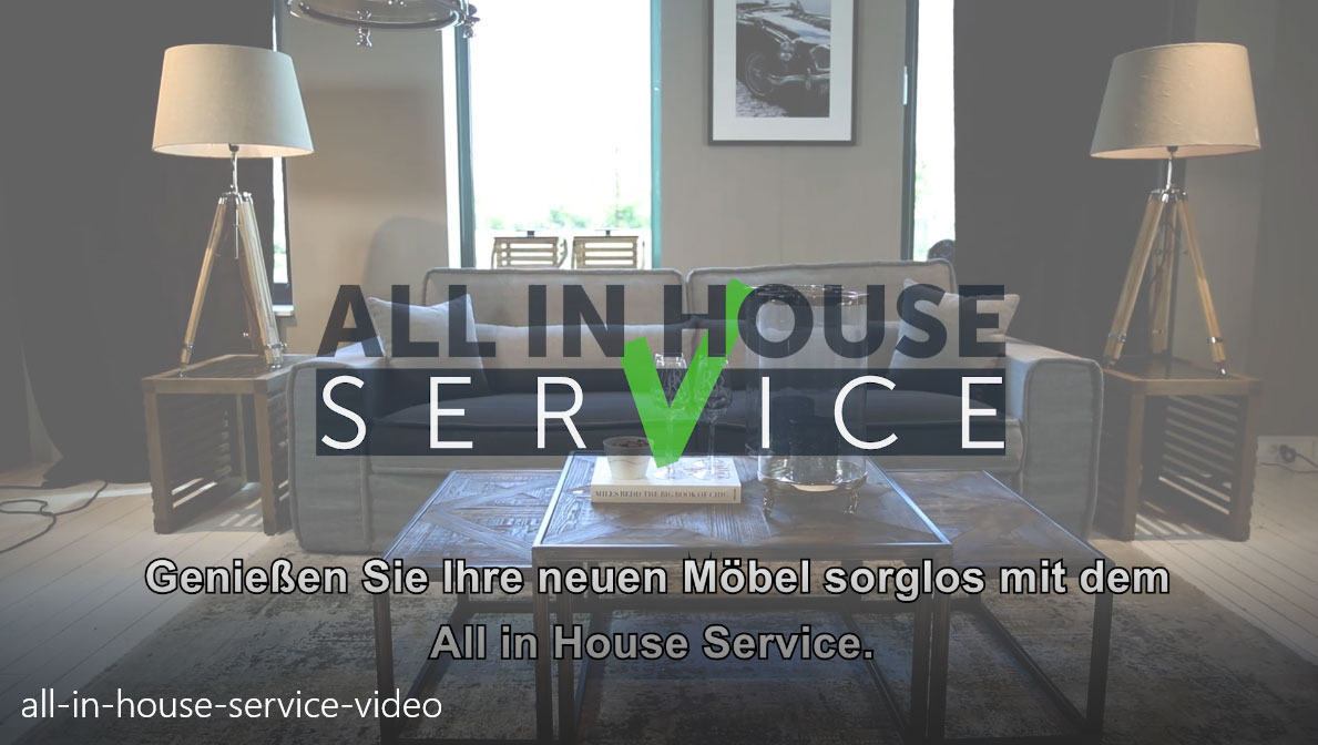 Video - All in House Service