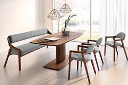 Esszimmermöbel aus Massivholz • Casa • Köln / Düsseldorf