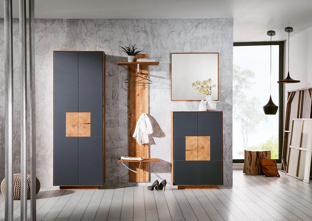 Garderobe Holz Massiv ~ Massivholz garderoben u2022 dielenmöbel u2022 casa dormagen