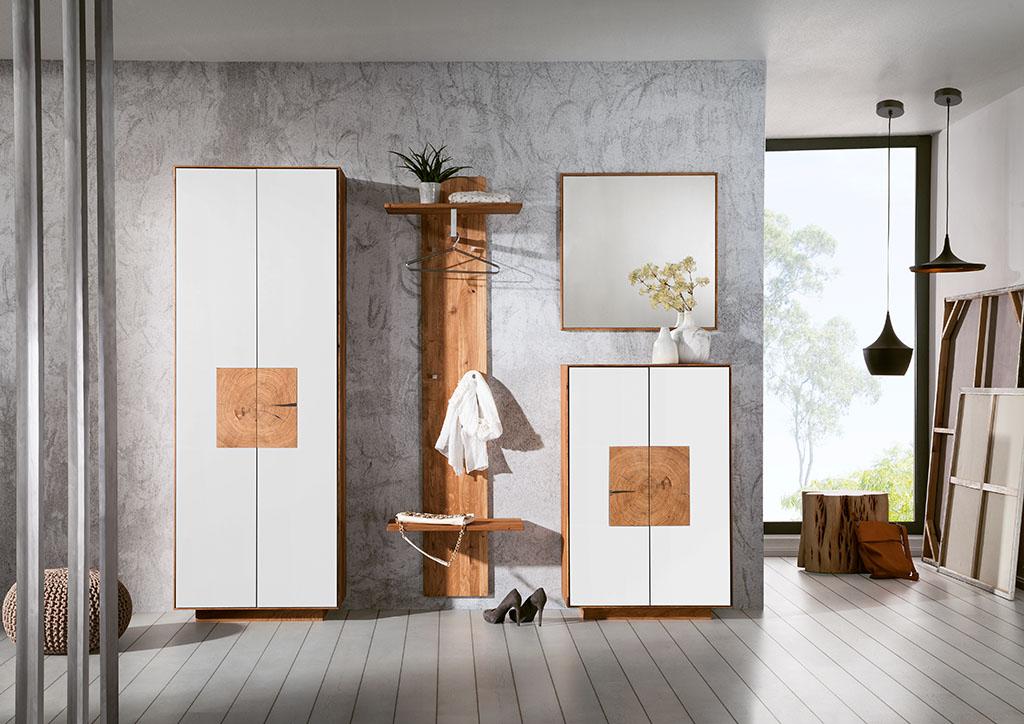 massivholz garderoben dielenm bel casa dormagen. Black Bedroom Furniture Sets. Home Design Ideas