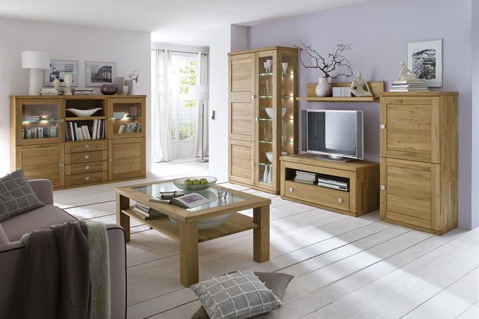 Wohnzimmer Möbel Wohnideen Aus Massivholz Casa Dormagen - Holzmöbel wohnzimmer