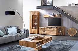 Wohnzimmer Mobel Wohnideen Aus Massivholz Casa Dormagen