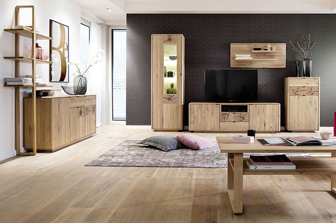 wohnzimmer m bel wohnideen aus massivholz casa dormagen. Black Bedroom Furniture Sets. Home Design Ideas