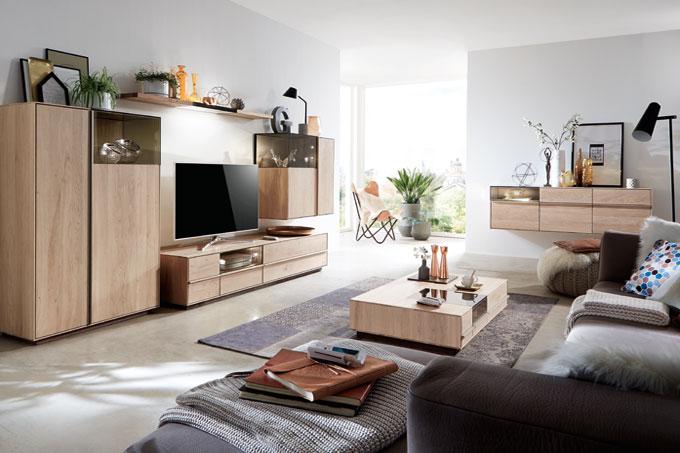 wohnzimmer m bel wohnideen aus massivholz casa dormagen. Black Bedroom Furniture Sets. Home Design Ideas