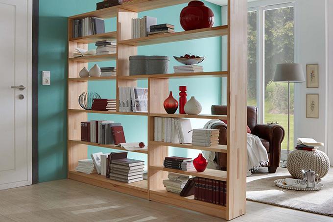 Bücherregale & Wandregale • Casa Dormagen Massivmöbel
