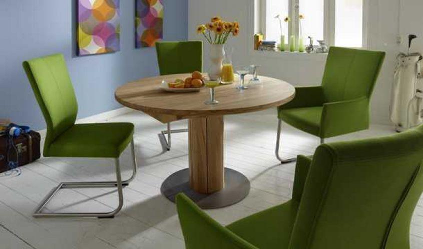 esstisch rund oval quadratisch esszimmer casa dormagen. Black Bedroom Furniture Sets. Home Design Ideas